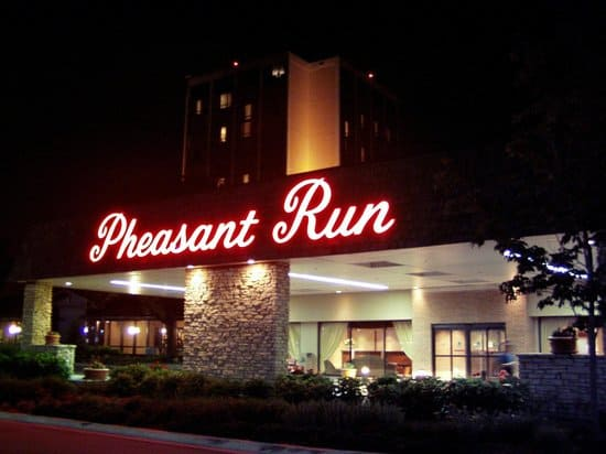 Pheasant Run Resort Hotel Rates